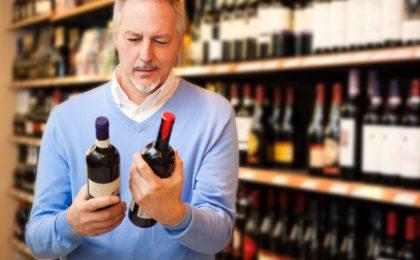 6 errori da non fare quando si sceglie una bottiglia di vino