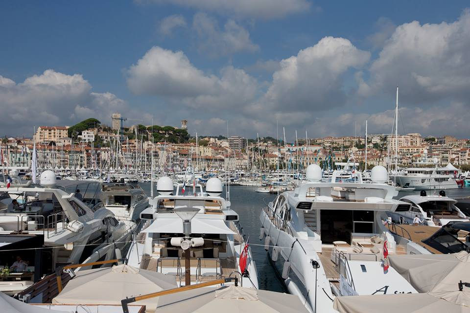 gli yacht al salone nautico di cannes 2017