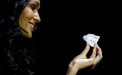 Il secondo diamante più grosso del mondo è stato venduto per 53 milioni di dollari