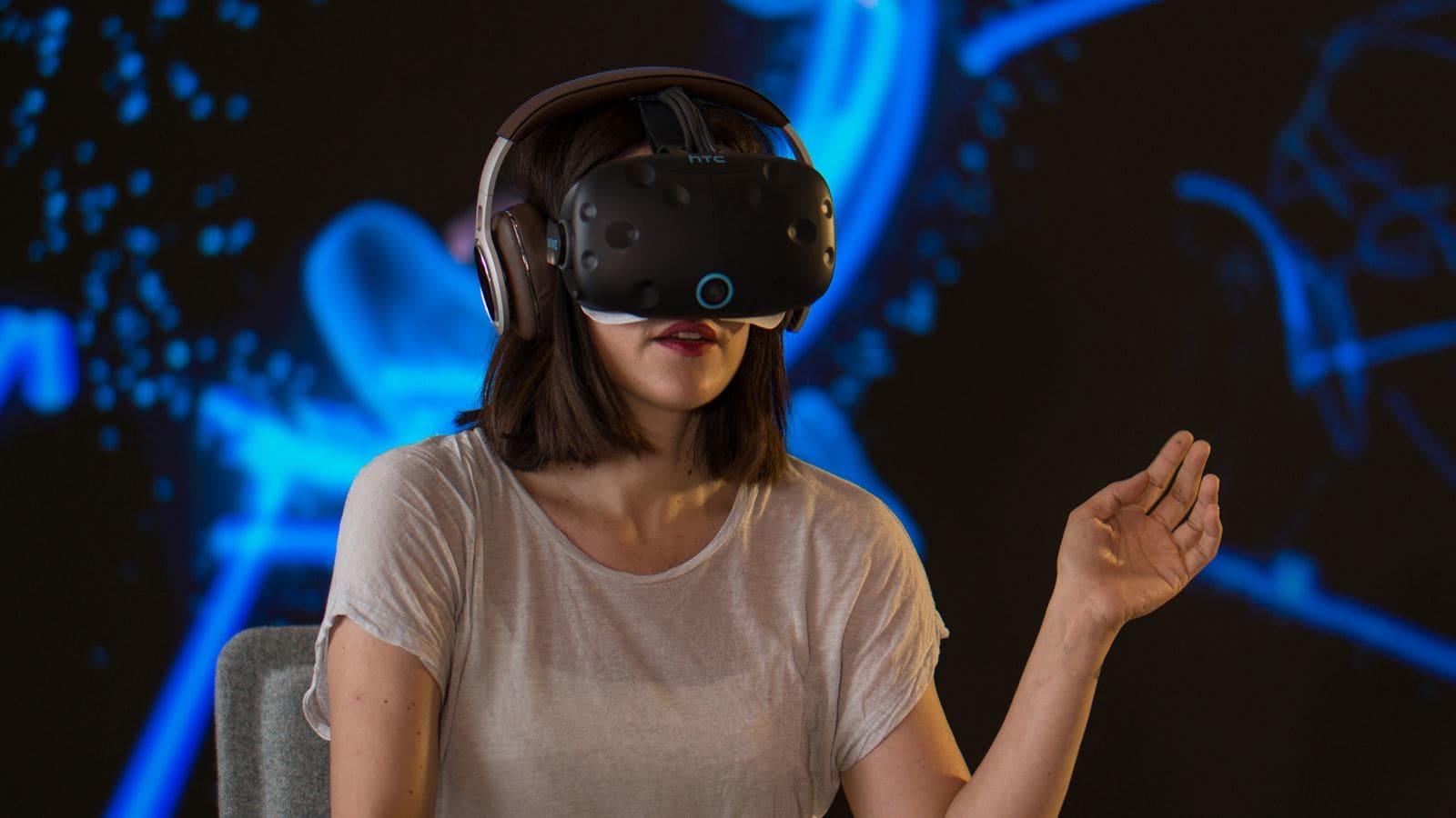 il test drive con realtà virtuale al volvo studio milano