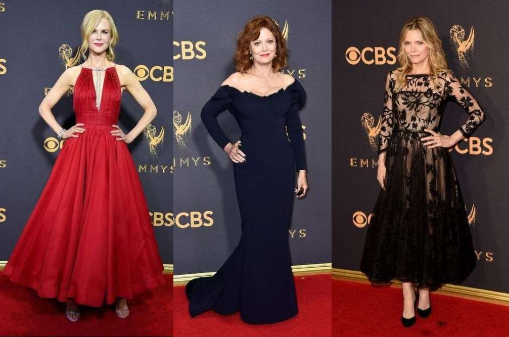 Emmy Awards 2017: tutti i look delle star sul red carpet [FOTO]