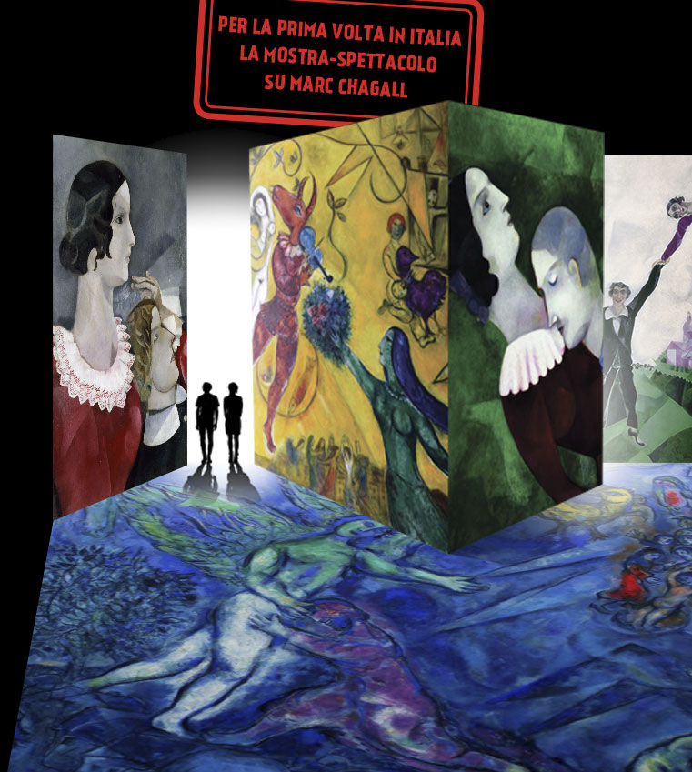 mostre da vedere italia autunno 2017 chagall