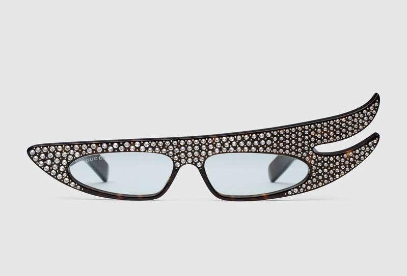 Gucci presenta la collezione di occhiali da sole per l'Autunno/Inverno 2017-2018 [FOTO]