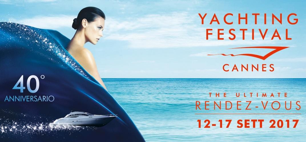 Salone Nautico di Cannes 2017: le novità dedicate al mondo degli yacht