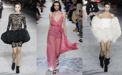 Paris Fashion Week 2017: tutte le tendenze dalle passerelle di settembre [FOTO]