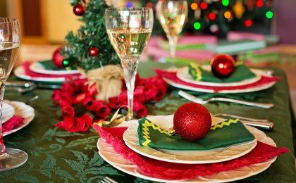 Apparecchiare la tavola di Natale: 30 idee esclusive viste su Pinterest