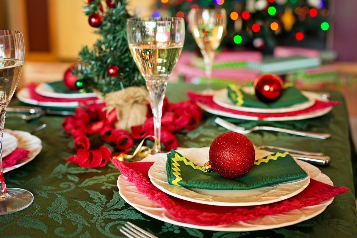 Apparecchiare la tavola di Natale 30 idee esclusive viste su Pinterest