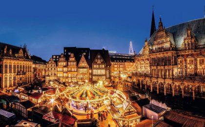 I 12 mercatini di Natale più belli d'Europa