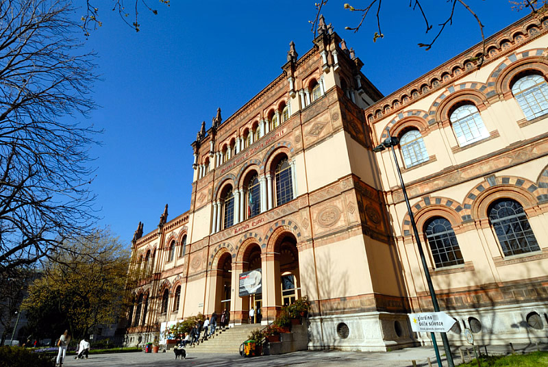 Biblioteca del Museo di Storia Naturale