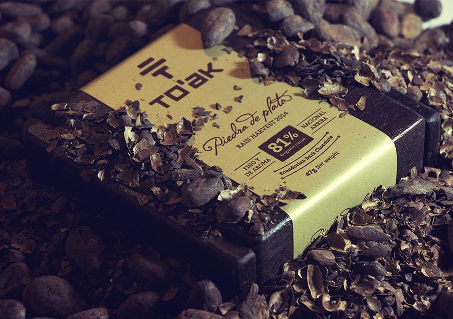 Cioccolato fondente To'ak