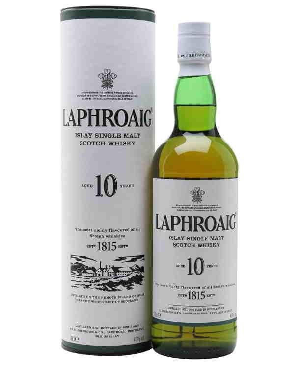 Whisky scozzese Laphroaig