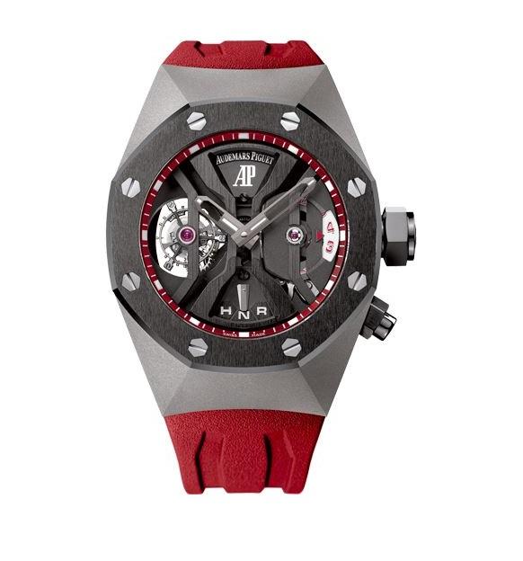 Orologio di lusso Audemars Piguet TOURBILLON GMT 44 mm