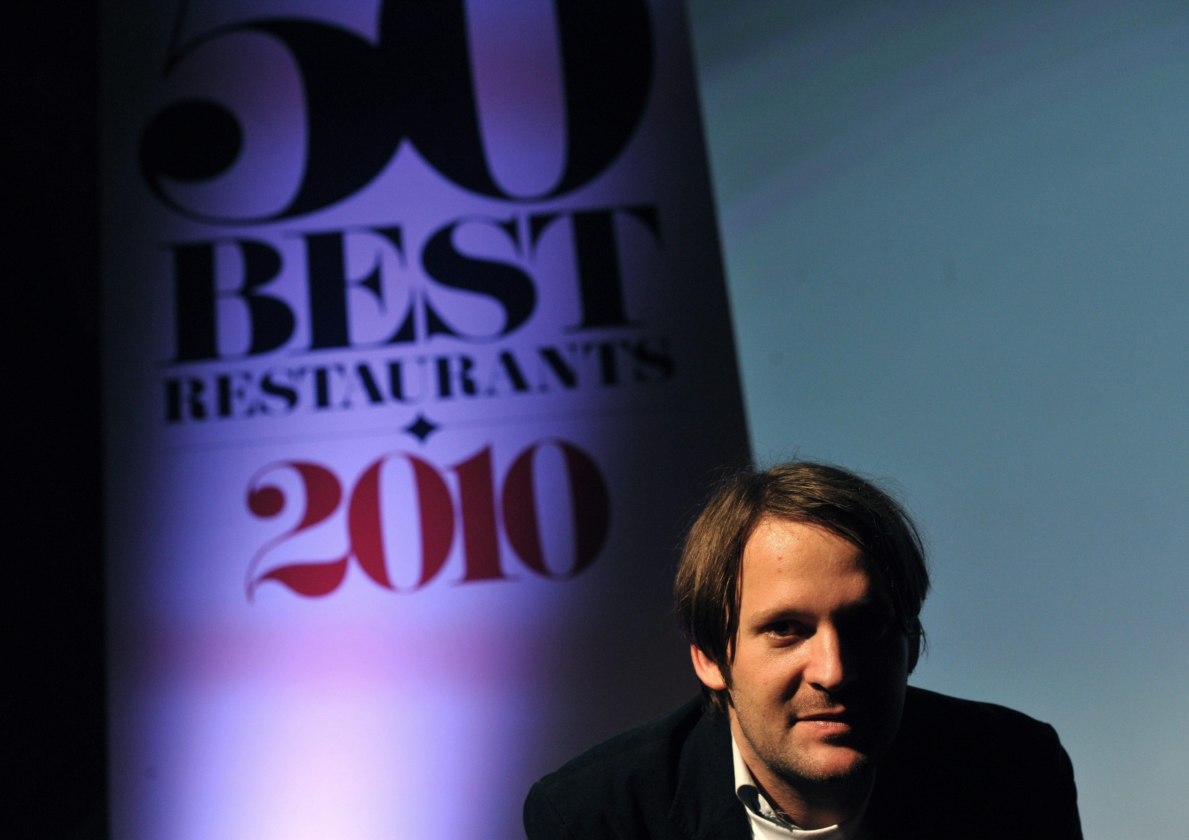 S. Pellegrino World's 50 Best Restaurants 2010