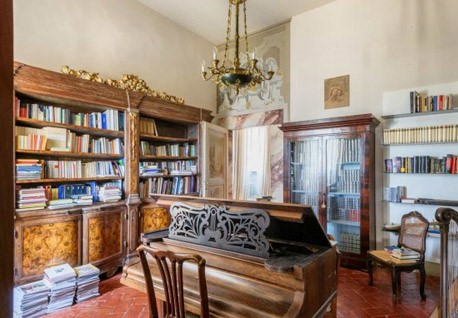 Italian Villa Designed By Michelangelo For Sale