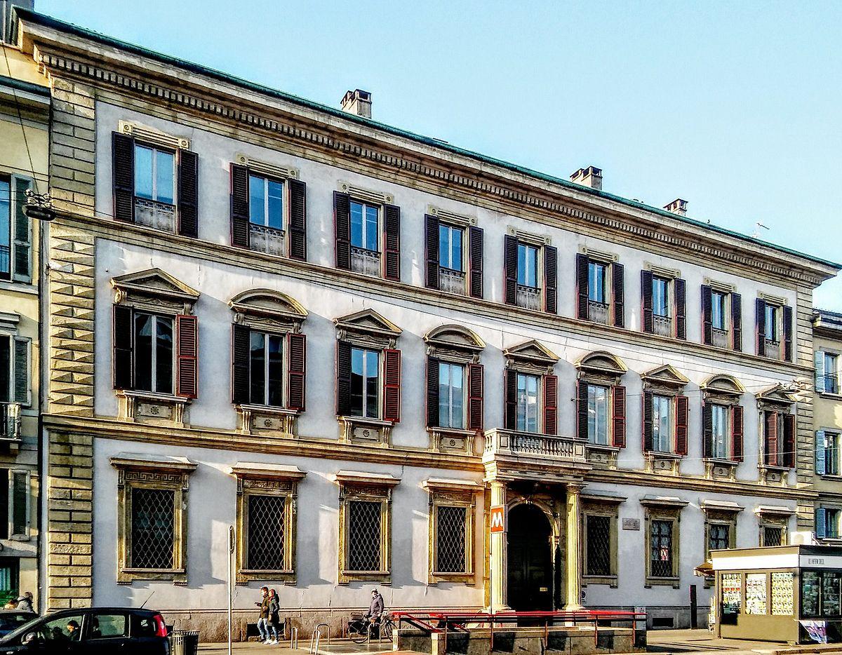 asta christie's la vendemmia 2017 via montenapoleone palazzo bovara