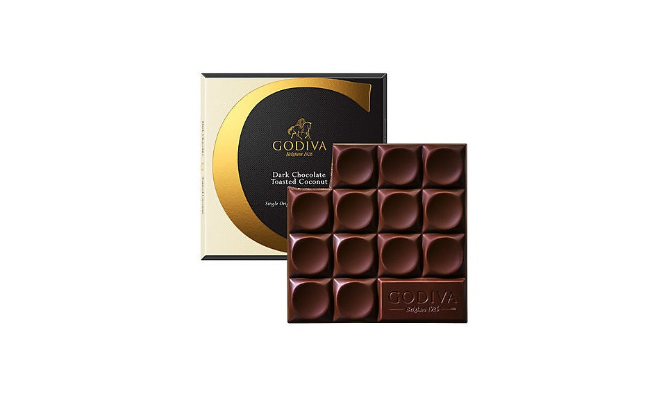 cioccolata g godiva