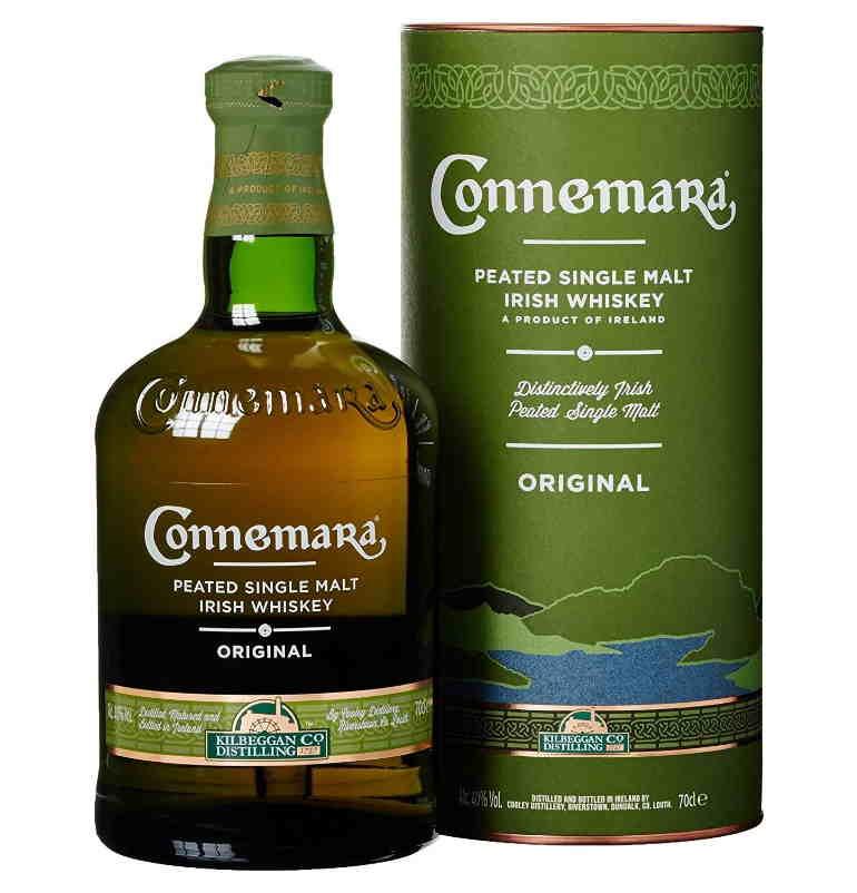 Whisky torbato Connemara