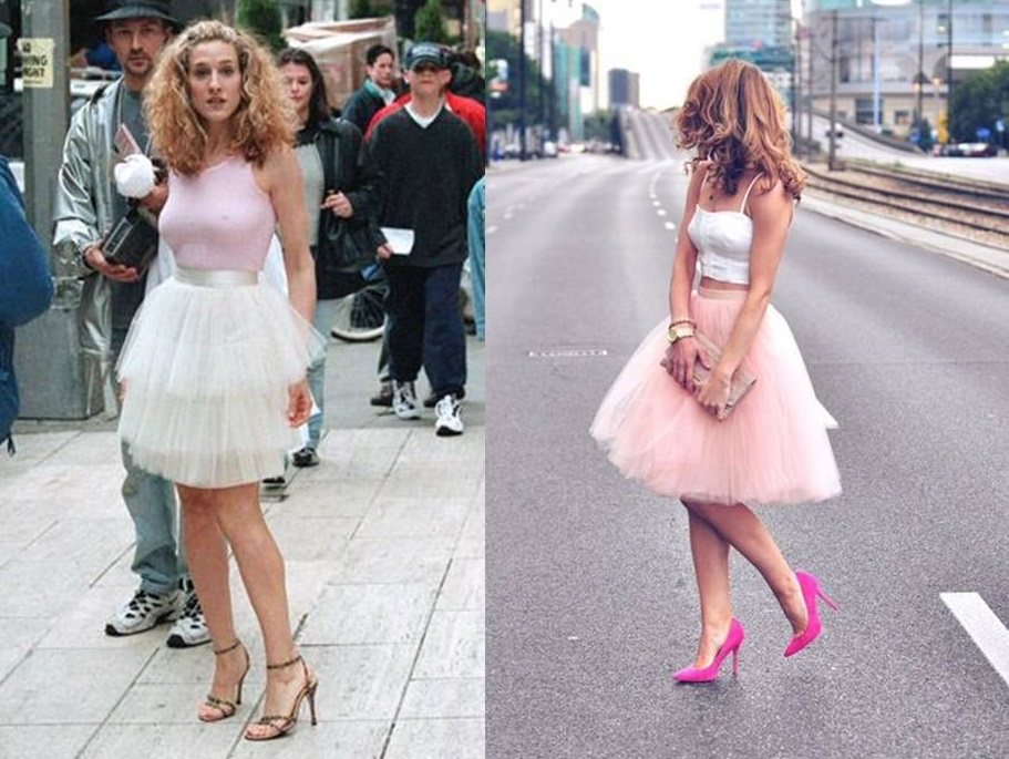 costume halloween carrie bradshaw