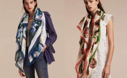 Da Gucci a Louis Vuitton, i foulard più stilosi per l'Autunno-Inverno 2017-2018 [FOTO]