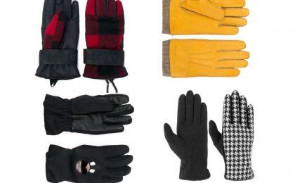 Guanti uomo Autunno/Inverno 2017-2018: gli accessori indispensabili per un caldo inverno [FOTO]