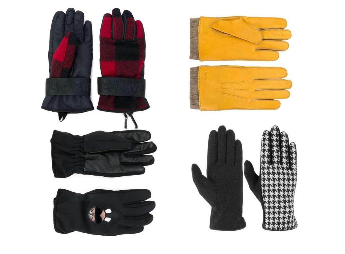 Guanti uomo Autunno Inverno 2017-2018  gli accessori indispensabili per un  caldo inverno de51f8529136