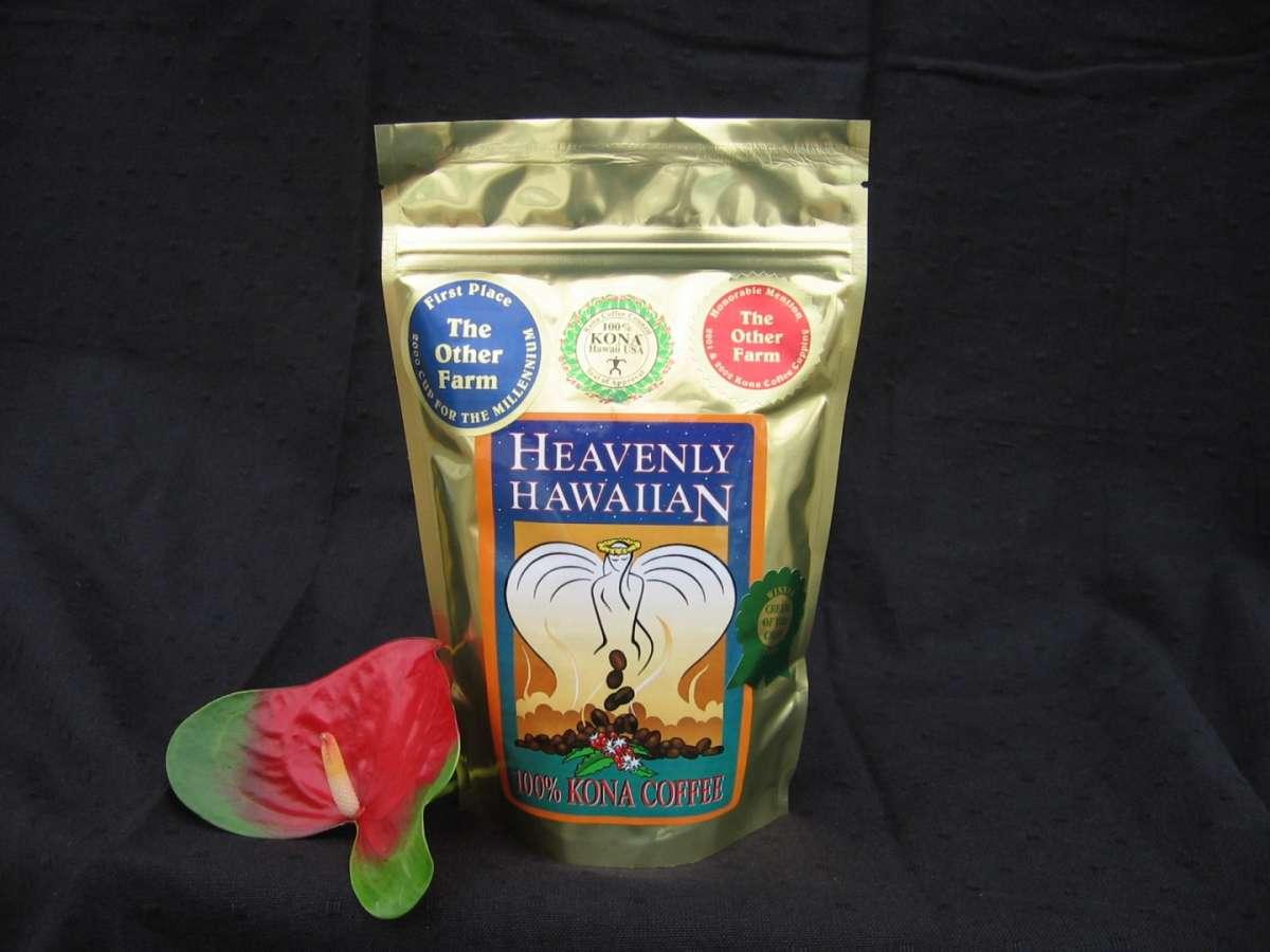 il kona coffee dalle hawaii