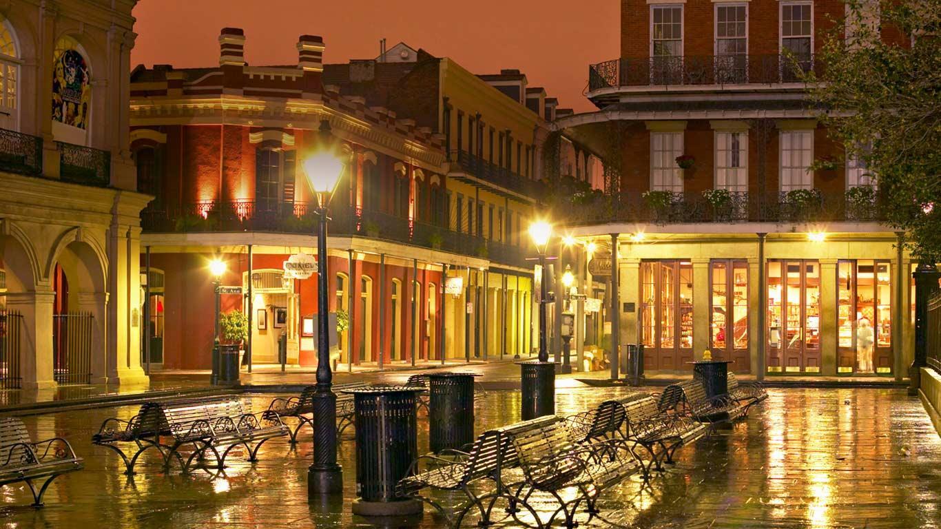 la città di new orleans
