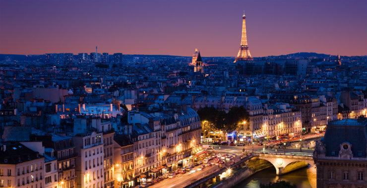 la città di parigi
