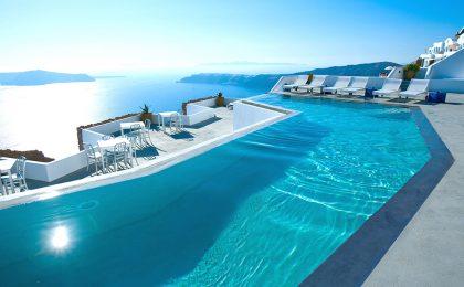 Le 20 piscine panoramiche più belle del mondo viste su Pinterest