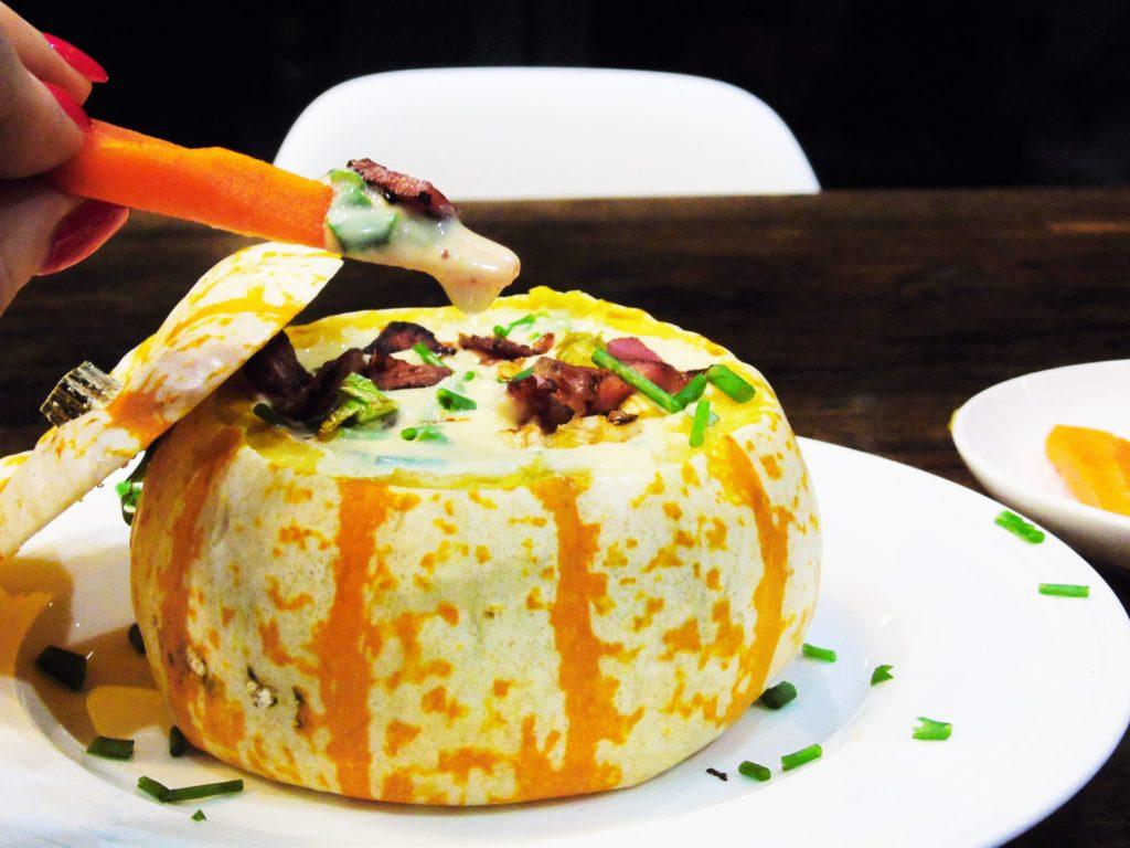 Halloween: il menù stellato dello chef Matteo Torretta del ristorante Asola