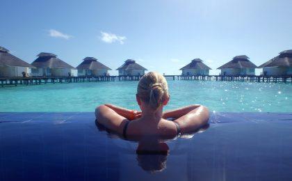 6 piscine di lusso viste su Pinterest