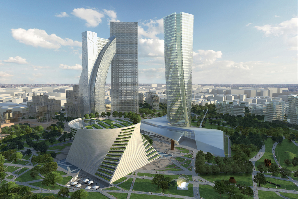torre hadid a milano