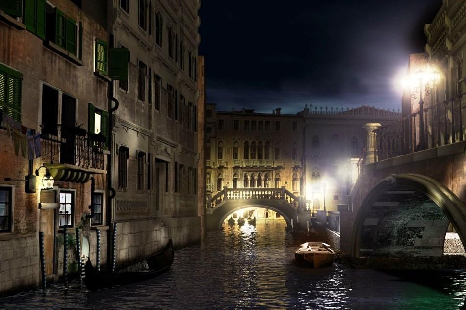 tour in notturna a venezia