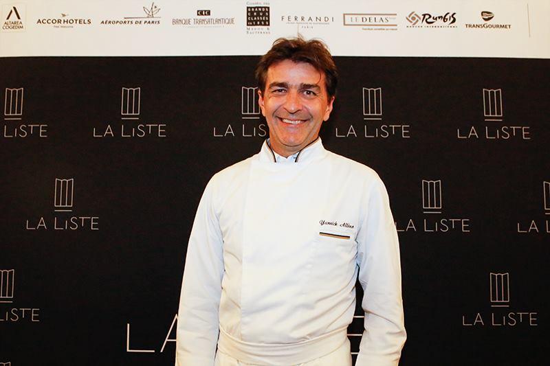 yannick alleno migliori chef stellati mondo