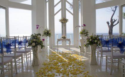 5 cose da non fare perché l'allestimento del tuo matrimonio sia davvero perfetto
