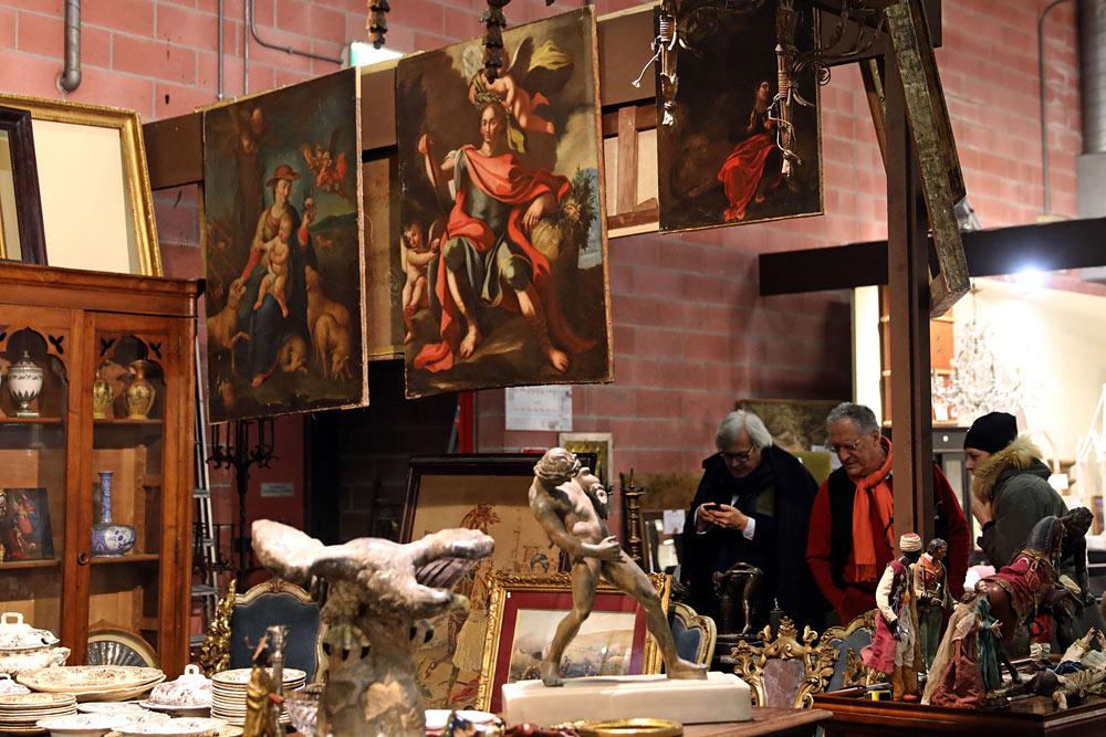 7.8.Mercato dell'Antico, Modena