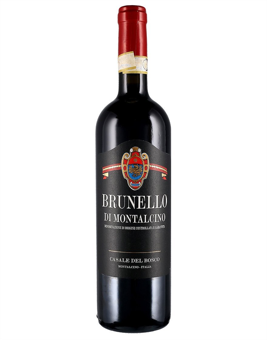 8 bottiglie di vino per il Black Friday 2017 brunello di montalcino