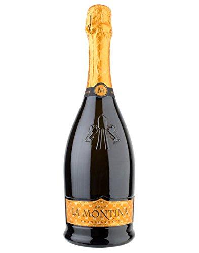 8 bottiglie di vino per il Black Friday 2017 franciacorta la montina