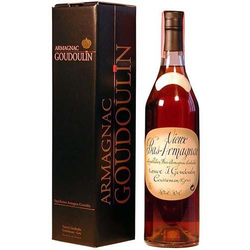 Cognac Bas Armagnac 1900 Veuve Goudoulin