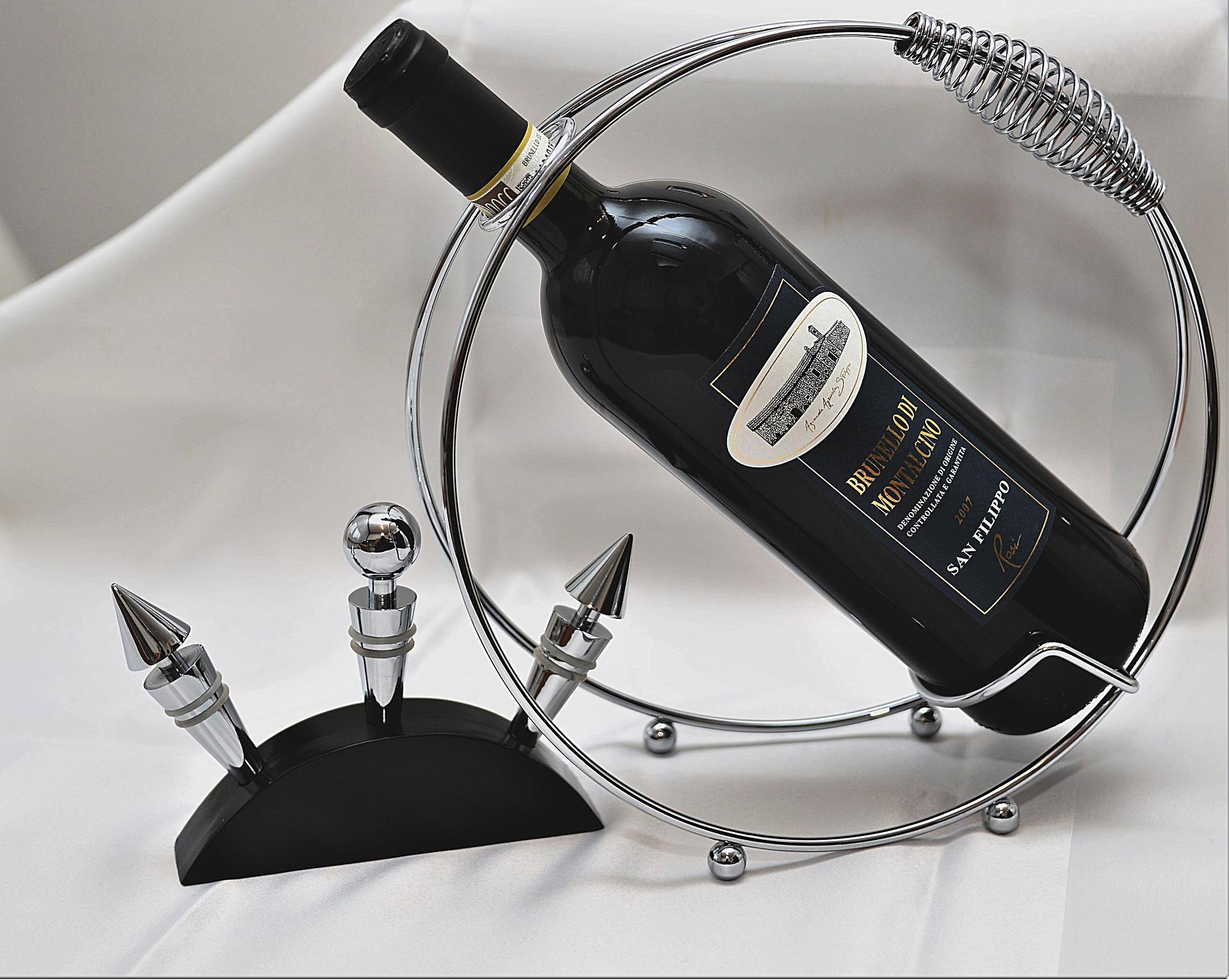 Come scegliere una bottiglia di vino formato e annata