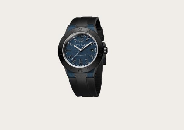 Diagono Magnesium, orologio Bulgari