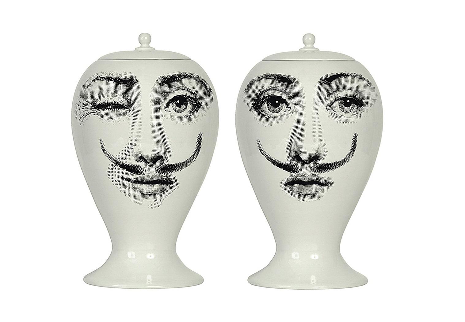 Fasi in porcellana Fornasetti