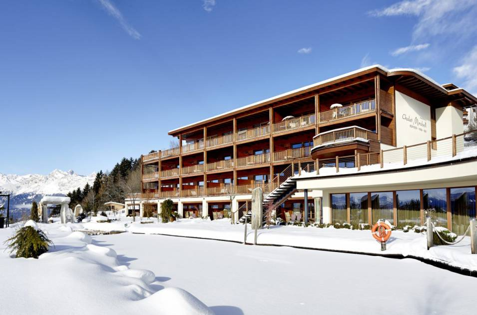 Hotel Chalet Mirabell a Merano