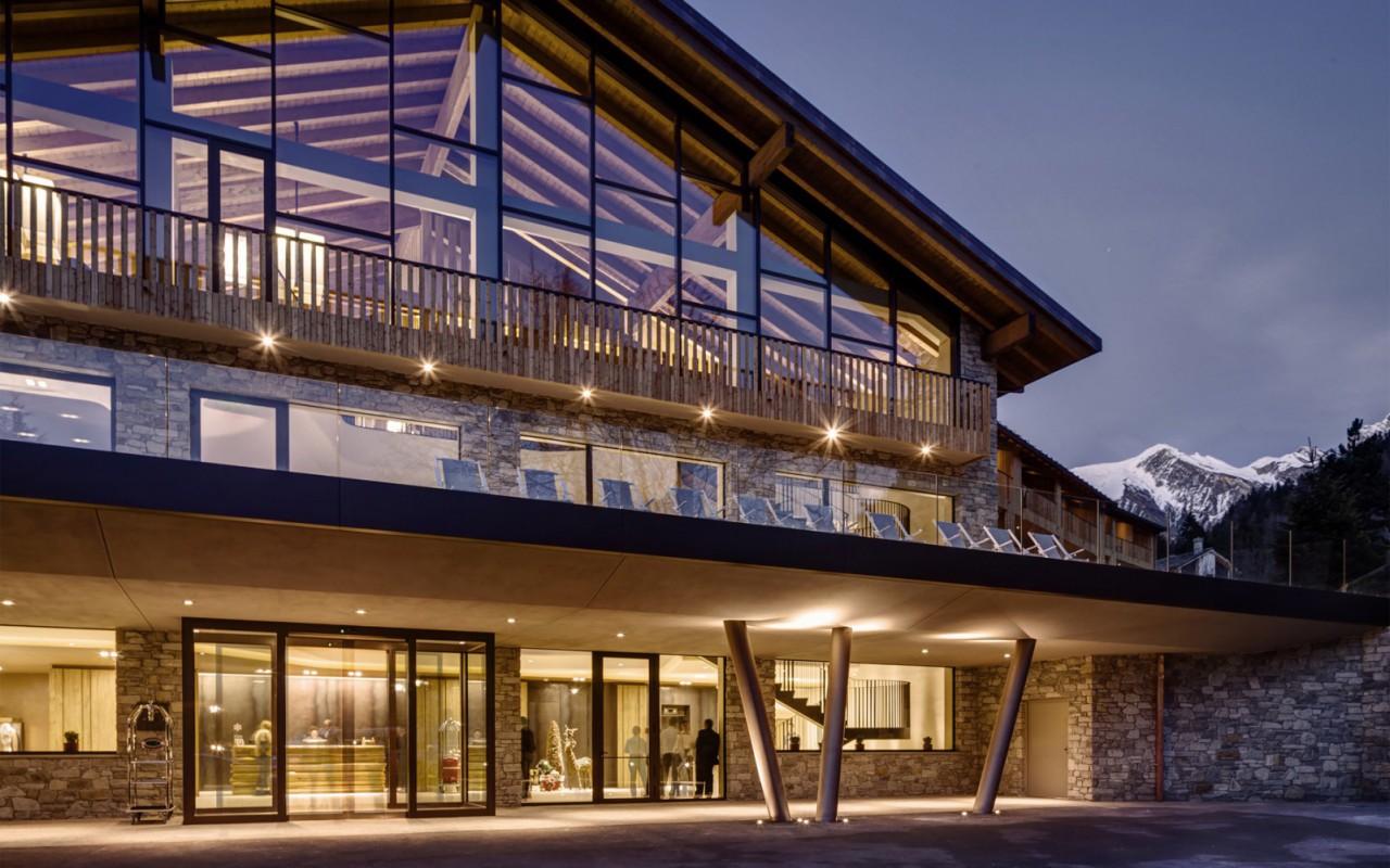 Il Grand Hotel Courmayeur Mont Blanc