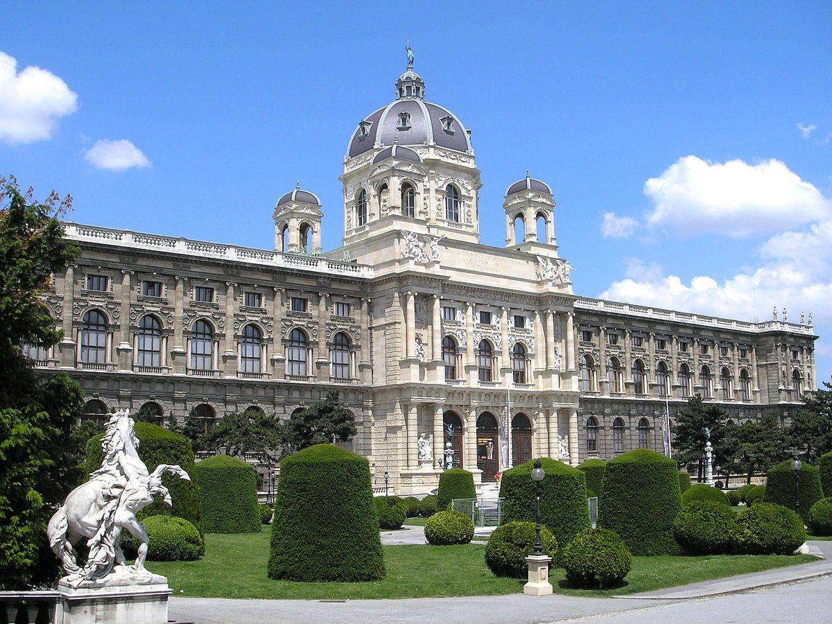 Il Museo di Storia Naturale di Vienna