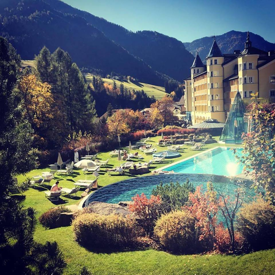 L'Adler Spa Resort in Trentino