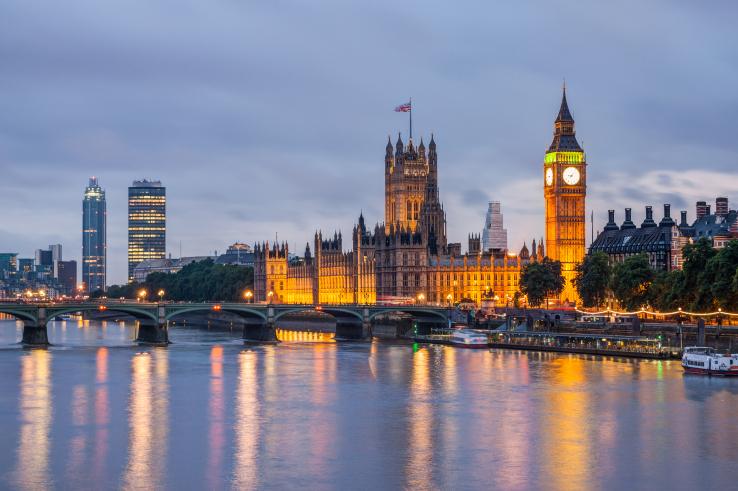 La città di Londra