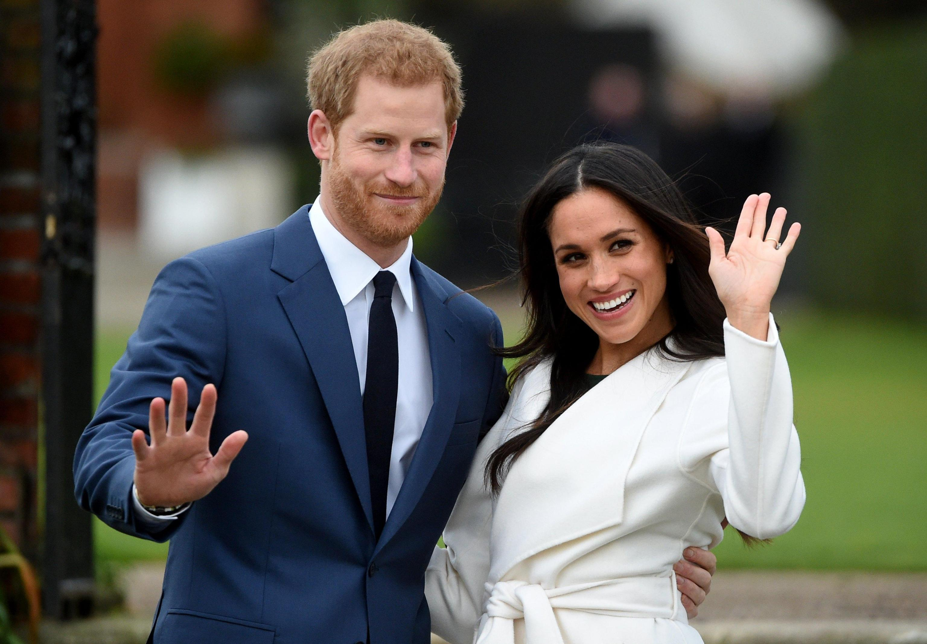 L'anello di fidanzamento di Meghan Markle: il diamante regalatole da Harry era di Lady Diana
