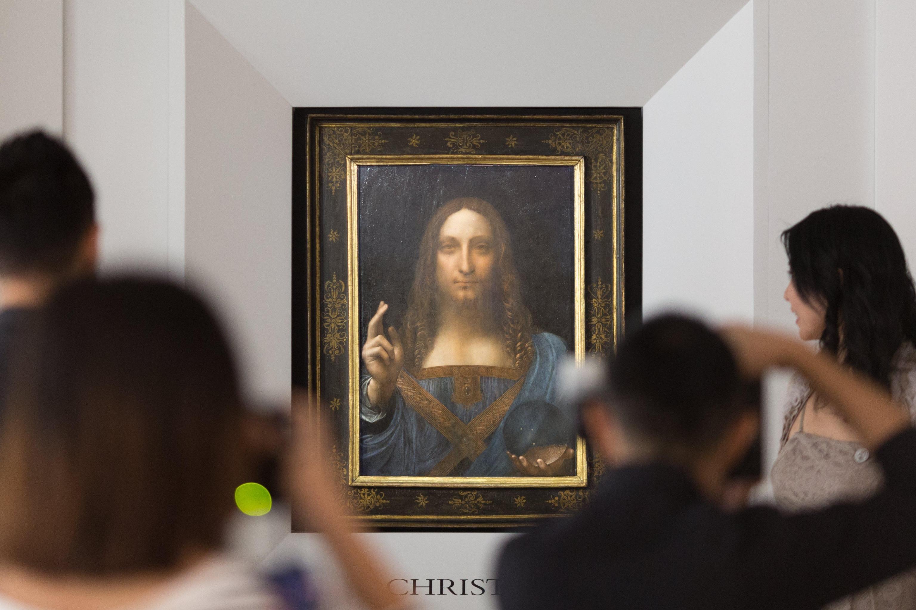 'Salvator Mundi' di Leonardo venduto per 450 milioni di dollari: è l'opera d'arte più costosa della storia