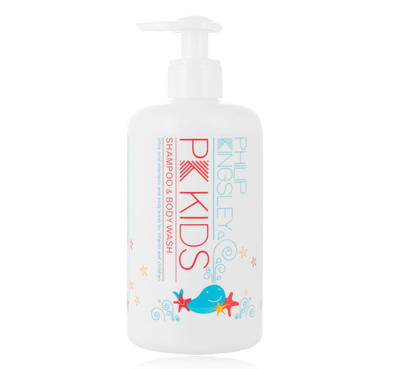 Shampoo e bagno schiuma per bambini Philip Kingsley
